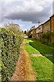 SK8600 : Path from Ayston Church by Julian P Guffogg