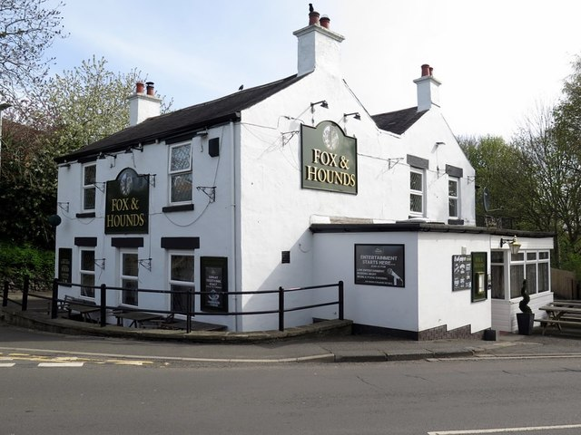 Fox & Hounds, Main Road, Wylam