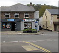 ST2390 : Greggs and Domino's, Tredegar Street, Risca by Jaggery