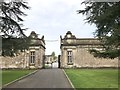 ST8043 : Entrance to former stable block at Longleat by Jonathan Hutchins