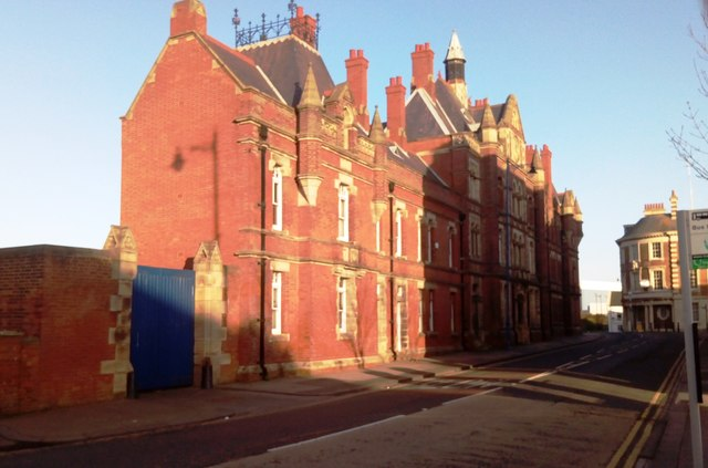 Former Police Station, Blyth