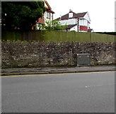 ST3090 : Virgin Media telecoms cabinet, Pillmawr Road, Malpas, Newport by Jaggery