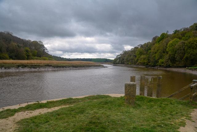 Cornwall : The River Tamar