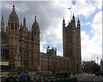 TQ3079 : Palace of Westminster by Rudi Winter