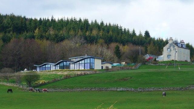 Very modern house at Caverhill