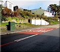 SN4201 : BT telecoms cabinet, Dan Lan Road, Pembrey by Jaggery