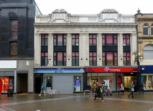 Thornton's Building, Briggate, Leeds