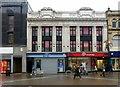 SE3033 : Thornton's Building, Briggate, Leeds by Alan Murray-Rust