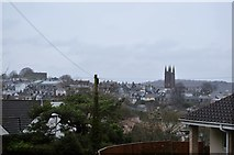 SX8060 : Roofscape, Totnes by N Chadwick