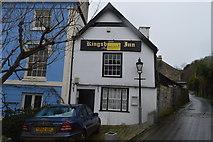 SX7960 : Kingsbridge Inn (former) by N Chadwick