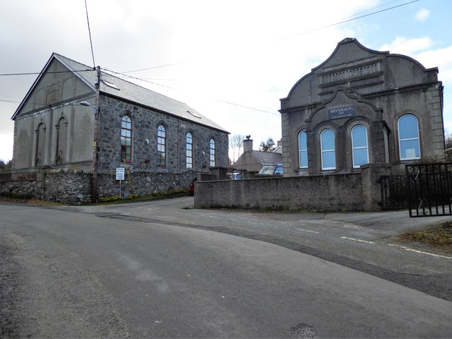 Brynrhos Chapel and Schoolroom