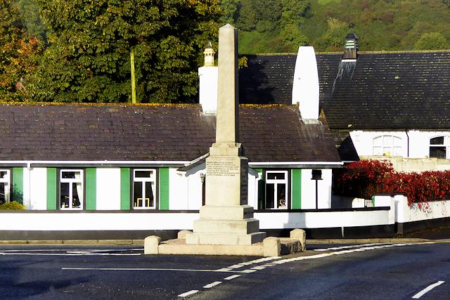 War Memorial at Glynn