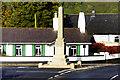 J4099 : War Memorial at Glynn by David Dixon