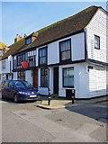 TQ9220 : The former Flushing Inn (1), 4 Market Street, Rye, East Sussex by P L Chadwick