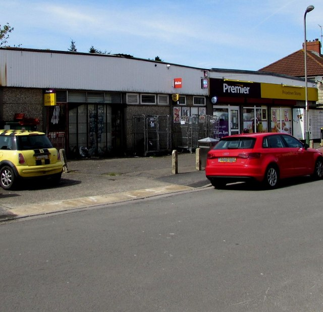 Pricedown Stores, Meadow Crescent, Pontymister