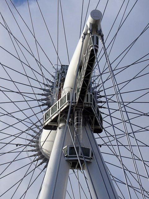 Spindle, London Eye
