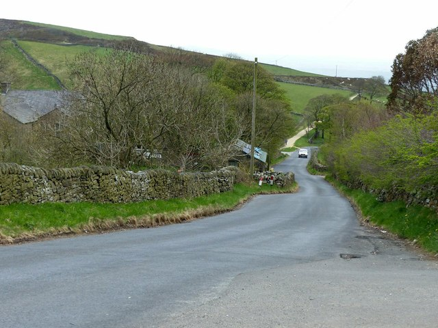Buxton Old Road at Windyway Head