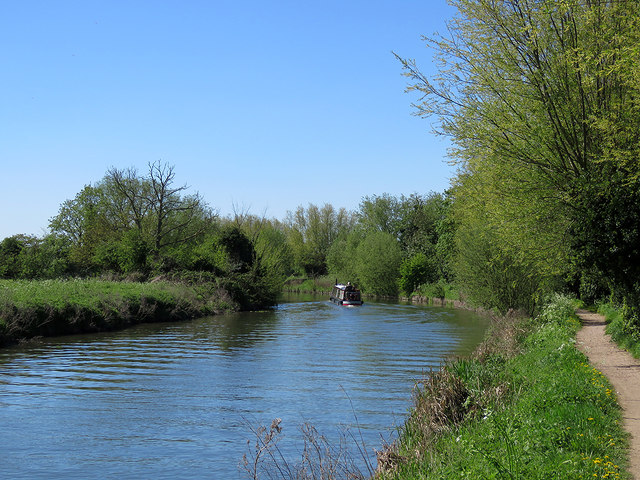 The Cam on May Day