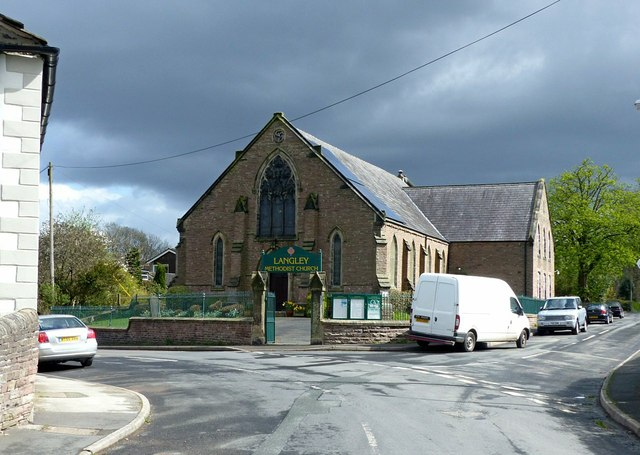 Langley Methodist Church