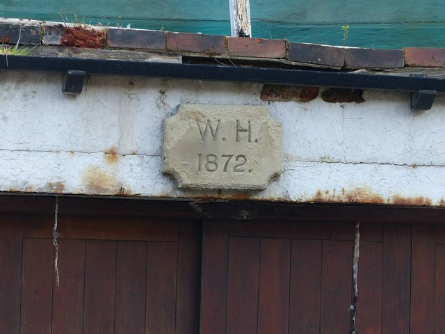 Datestone, former factory, Langley