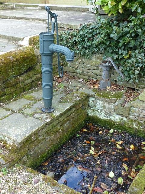 Pumps at Ridge Hall Farm