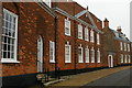 TM4290 : Montagu House, Northgate, Beccles by Christopher Hilton