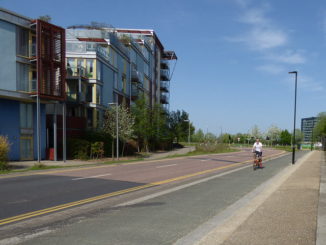 Southern Way, North Greenwich