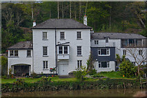 SX4368 : Calstock : Kelly House by Lewis Clarke
