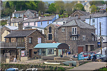 SX4368 : Calstock : Village Scenery by Lewis Clarke