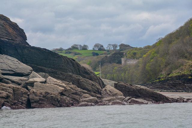 North Devon : Widmouth Cove