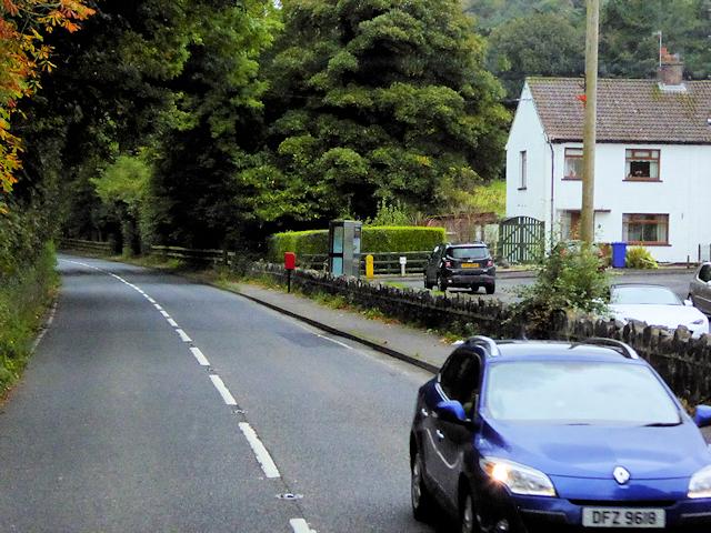 A2, Shore Road, near Magheramorne