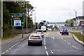 J3784 : Greenisland, Shore Road (A2) by David Dixon
