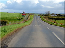 H5366 : Moylagh Road by Kenneth  Allen
