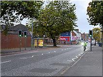 J3674 : Belfast, Holywood Road by David Dixon