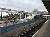 SK3635 : Derby railway station by Andrew Abbott