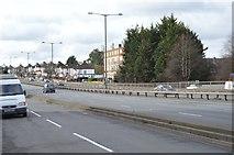 TQ2066 : Malden Way (Kingston bypass), A3 by N Chadwick