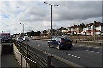 TQ2066 : A3, Kingston Bypass by N Chadwick