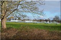 TQ2067 : Sports Ground by N Chadwick