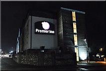 SX4854 : Sutton Harbour Premier Inn by N Chadwick