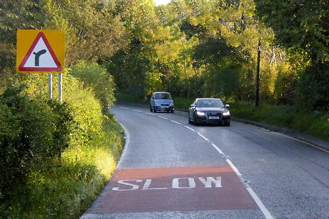 A2 near Kilroot