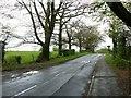 SJ9271 : Bullock's Lane, Sutton by Alan Murray-Rust