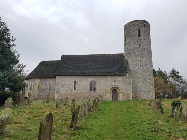 St Margaret's Church, Hales