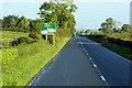 J4594 : Larne Road (A2) near Ballycarry by David Dixon