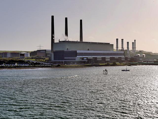 Ballylumford Power Station