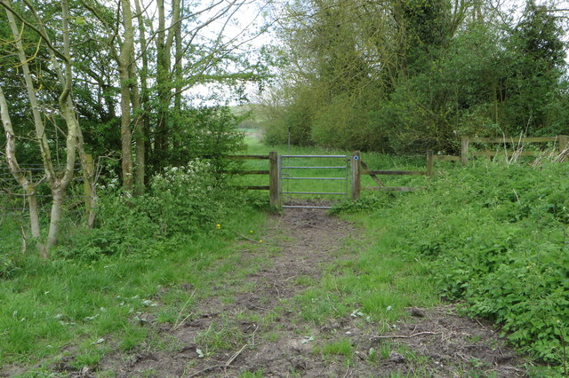 Bridleway to Well Head