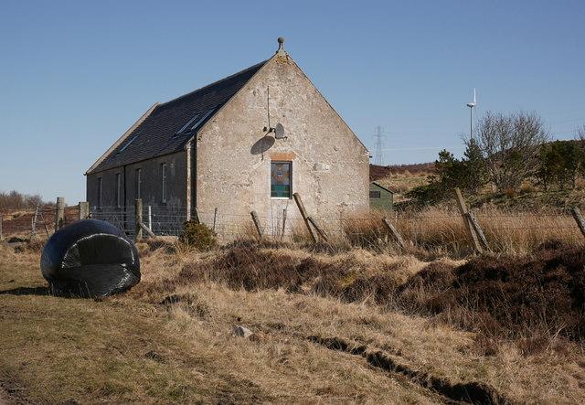 Former Strath Halladale Mission Church, Achiemore