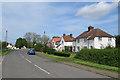TL5577 : Stuntney: on Soham Road in spring by John Sutton