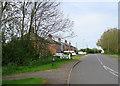 TL5577 : Stuntney: Hall Field Terrace by John Sutton