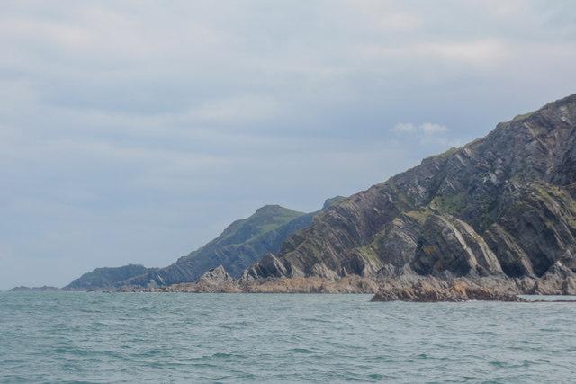 North Devon : Outer Appledore Rocks