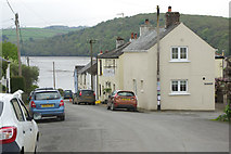 SX4563 : Fore Street, Bere Ferrers by Stephen McKay